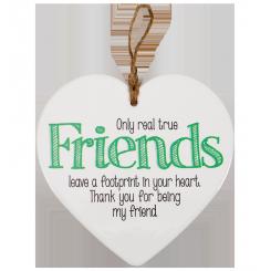 Porcelænshjerte: Friends
