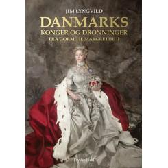 Danmarks konger og dronninger - fra Gorm til Margrethe II