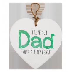 Porcelænshjerte: Dad