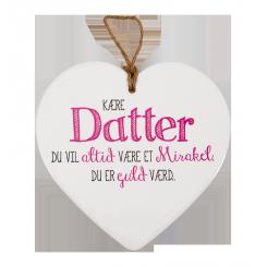 Porcelænshjerte: Datter