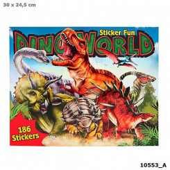 Create Your Dino Stickerworld