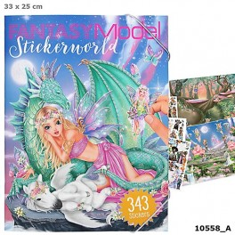 FANTASYModel - Fantasy Stickerworld