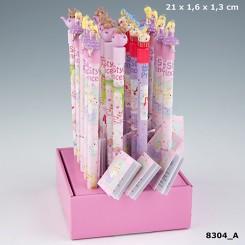 My Style Princess blyant m/topfigur
