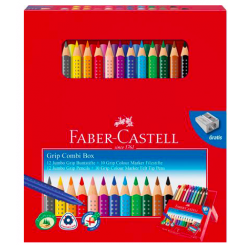 Faber Castell Grip Combi Box