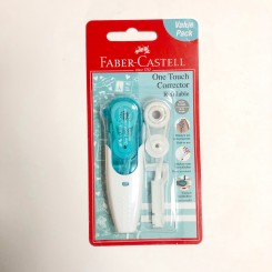 Faber Castell One Touch Corrector, turkis