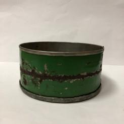 Rustik kageform lille, grøn