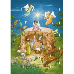 Julekalender: En stjerne lyser i natten