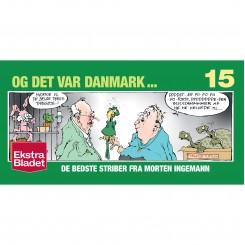 Og det var Danmark 15