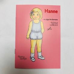 KLIP-UD-BØGER: Hanne