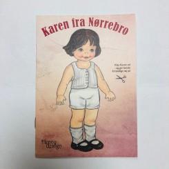 KLIP-UD-BØGER: Karen