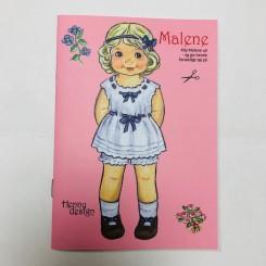 KLIP-UD-BØGER: Malene