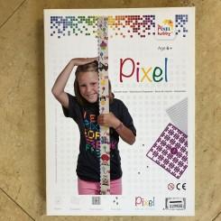 Pixel mosaic højdemåler