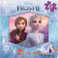 Disney Frost 2 Puslespilsbog