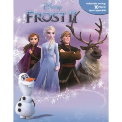 Disney Frost 2 Busy Book