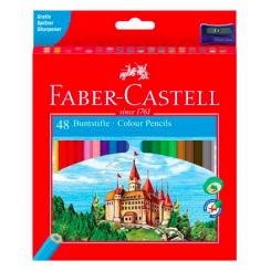 Faber Castell farveblyanter 48 stk.