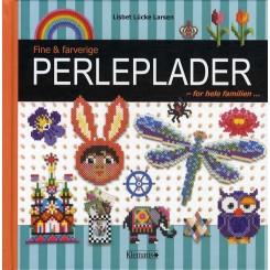 Fine & farverige perleplader - for hele familien