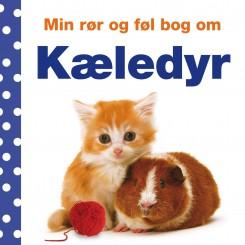 Min rør og føl bog om Kæledyr