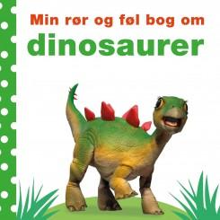 Min rør og føl bog om Dinosaurer