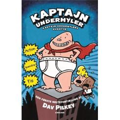 Kaptajn Underhyler (1) - Kaptajn Underhylers eventyr