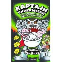 Kaptajn Underhyler (11) - Turbo-Toilettet 2000's tyranniske hævntogt