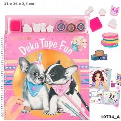 TOPModel Deko Fun Malebog - Hund