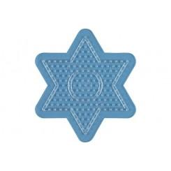 Hama perleplader MIDI stjerne transparent - lille