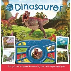 Dinosaurer - Bog med lyd