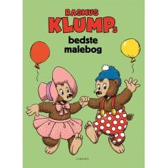 Rasmus Klumps bedste malebog