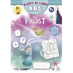 Sjovt at lære - ABC - Frost