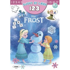 Sjovt at lære - 123 - Frost