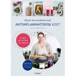 Boost din sundhed med antiinflammatorisk kost - 8 uger der styrker dit helbred