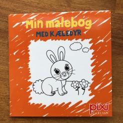 Krea Pixi-serie 1 - Min malebog - Med kæledyr
