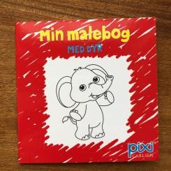 Krea Pixi-serie 1 - Min malebog - Med dyr