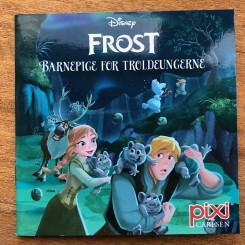 Pixi-serie 137 - Frost - Barnepigen for troldeungerne