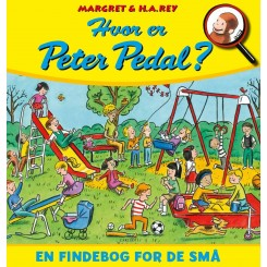 Hvor er Peter Pedal?- En findebog for de små