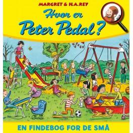 Hvor er Peter Pedal?- En findebog for de små