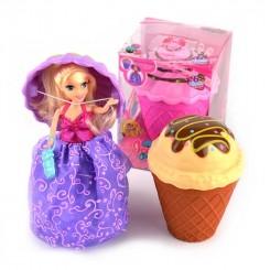 Dukke i cupcake m. duft