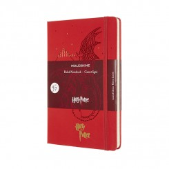 Moleskine Harry Potter, 4/7, Red
