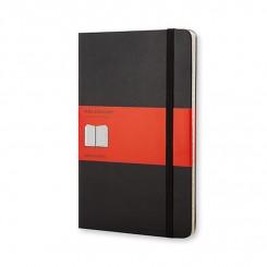 Moleskine Adresse bog, stor, sort