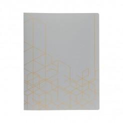 KOZO Ringbind A4, grey