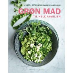 Grøn mad til hele familien, paperback