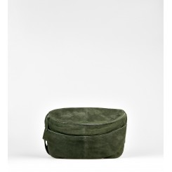Sandra Suede Army Green