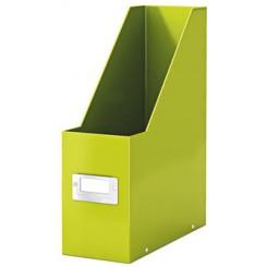 Leitz click & store tidsskriftholder, grøn