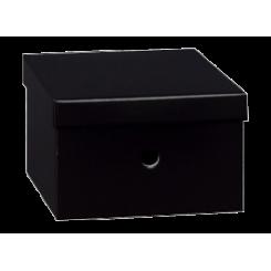 Opbevaringskasse, sort