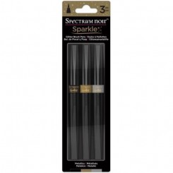 "Spectrum Noir Sparkle ""Metallics"", 3 stk."