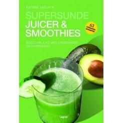 Supersunde juicer og smoothies