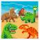 Pixelsæt - Dinosaurer