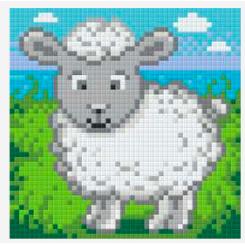 Pixelsæt - Får