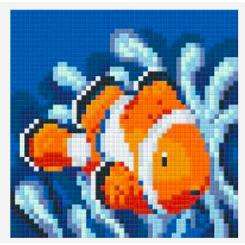 Pixelsæt - Klovnefisk