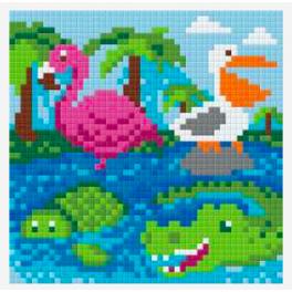 Pixelsæt - Dyr